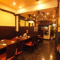 神戸元町の焼肉なら味道園 店内写真1